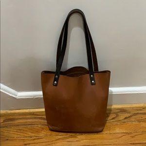 Portland leather purse